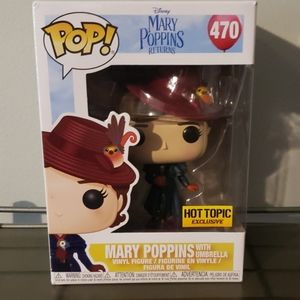 Pop! Funko Mary Poppins Returns Hot Topic